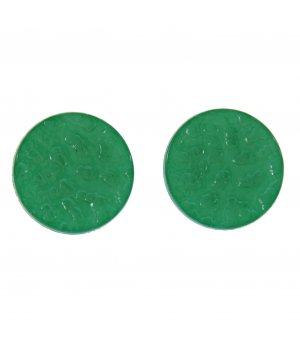 oorsteker groen krater