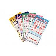 BINGO 5 beloningskaarten